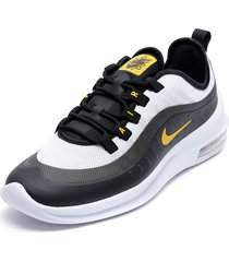 zapatilla air max axis blanco/negro nike