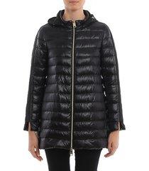 detachable hood light padded coat