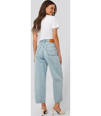 levi's mom-jeans - blue