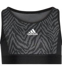 designed to move low support bra top w night & underwear underwear tops svart adidas performance