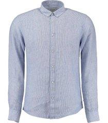 overhemd lichtblauw