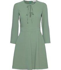 dress kort klänning grön see by chloé