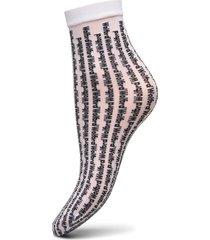 logo pattern socks lingerie socks regular socks vit wolford