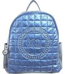cartera azul xl extra large emilse mochila