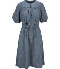a.p.c. ondine denim dress