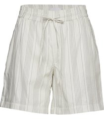 lyng print shorts shorts flowy shorts/casual shorts creme holzweiler