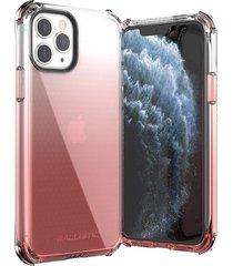 estuche protector ballistic jewel spark iphone 11 pro max 6.5 - rojo