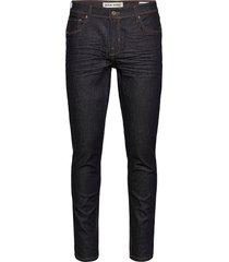 6206722 sdjoy slimmade jeans blå solid