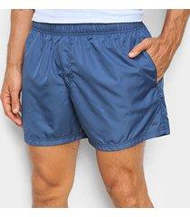 bermuda osklen beach short leve masculina - masculino