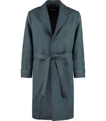 a-cold-wall virgin wool coat