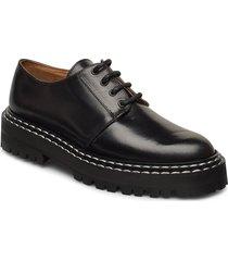 maglie vacchetta snörade skor låga svart atp atelier
