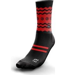 calcetines anatag primal instinct rojo talla l