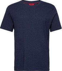 dero211 t-shirts short-sleeved blå hugo
