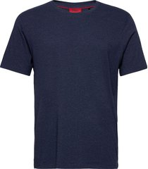 dero211 t-shirts short-sleeved blå hugo