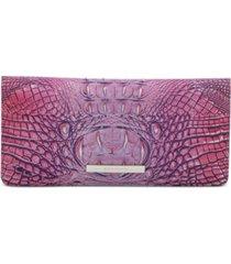 brahmin ady wallet jazzynova ombre leather wallet