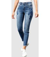 jeans laura kent blue bleached