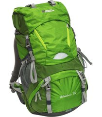 maleta verde outdoor adventure