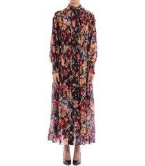 zimmermann allia shirred long dress