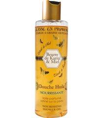 gel de ducha miel y karité 250ml jeanne en provence