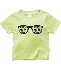 camiseta manga curta óculos de sol blade and rose verde