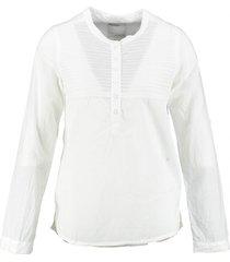 broadway witte blouse 3/4 mouw