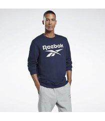 sweater reebok sport identity big logo crew