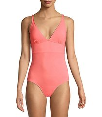 au natural one-piece swimsuit