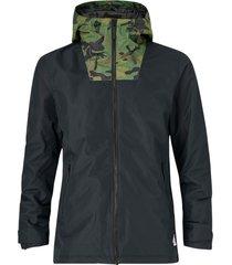snowbordjacka block jacket