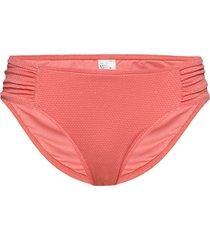ruched side retro bikinitrosa rosa seafolly