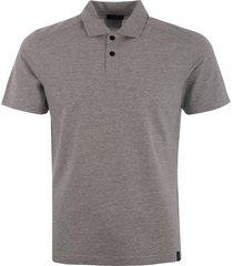 belstaff limehouse polo shirt - grey 71140231