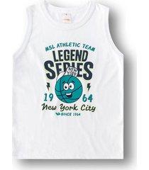 camiseta regata marisol play - 11207391i branco