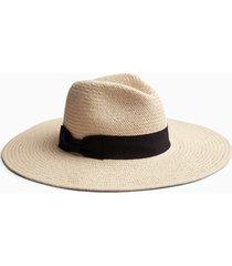 harbor straw hat