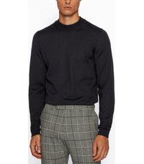 boss men's bjarno slim-fit sweater