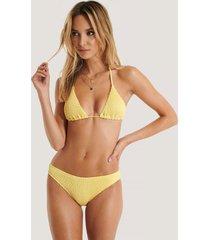 trendyol bikiniunderdel - yellow