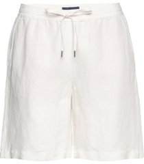 d2. summer linen short shorts flowy shorts/casual shorts vit gant