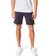 men's good man brand flex pro jersey tulum trunks, size xx-large - blue