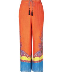 etro casual pants