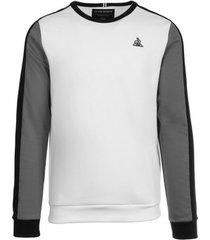 sweater le coq sportif tech crew sweat n°1