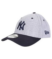 boné new era mlb new york yankees aba curva fechado 3930 core 2tone