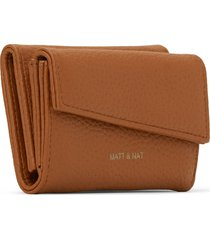 matt & nat tani small vegan wallet purity, carotene