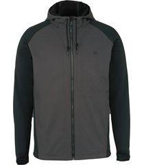 wolverine men's i-90 hybrid jacket granite, size xxl