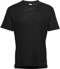 dylan tee 3263 t-shirts short-sleeved svart nn07