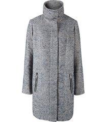 cappotto corto in simil lana (blu) - bpc bonprix collection