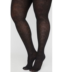 lace opaque tights