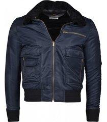 aviator bomber jacket