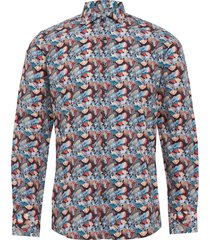 bs jacky skjorta casual multi/mönstrad bruun & stengade