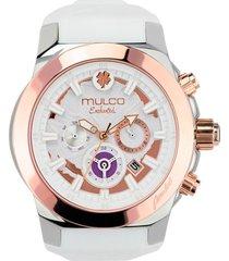 reloj mulco enchanted maple mw-5-5673-013