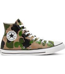 converse zapatillas archival camo chuck taylor all star high top