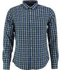 superdry stevig zacht overhemd slim fit
