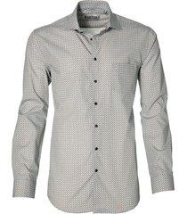 ledub overhemd - modern fit - beige